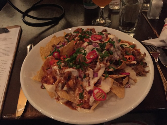 City Tap House Nachos